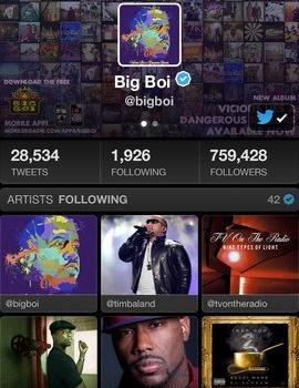Twitter #music Ekran Görüntüleri - 3