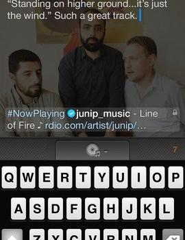 Twitter #music Ekran Görüntüleri - 2