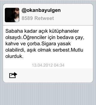 TwitTurk Ekran Görüntüleri - 2