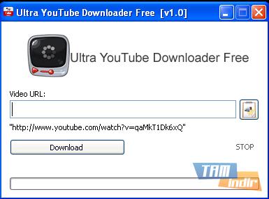 Ultra Youtube Downloader Free Ekran Görüntüleri - 1