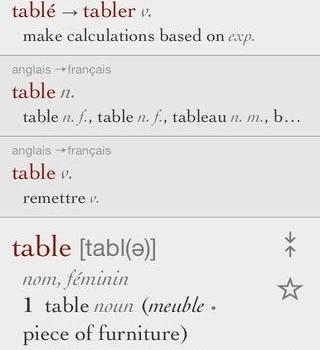 Ultralingua Dictionaries Ekran Görüntüleri - 1