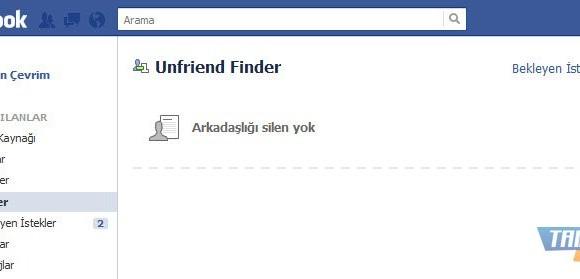 Unfriend Finder Ekran Görüntüleri - 2