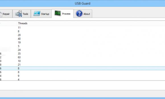 USB Guard Ekran Görüntüleri - 1