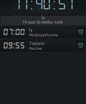 Uyandıran Alarm Ekran Görüntüleri - 5