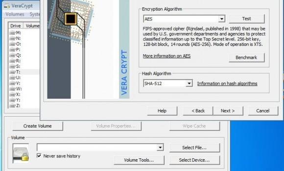 VeraCrypt Ekran Görüntüleri - 2