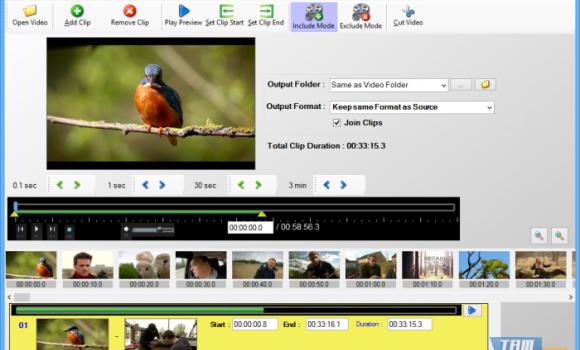 Video Cutter Expert Ekran Görüntüleri - 1