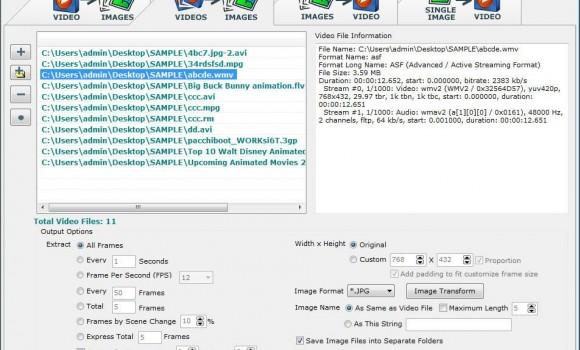 Video Image Master Express Ekran Görüntüleri - 3