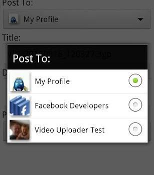 Video to Facebook Ekran Görüntüleri - 3