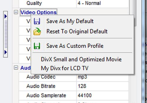 Video to Video Converter Ekran Görüntüleri - 1
