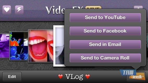 VideoFX Live Ekran Görüntüleri - 1