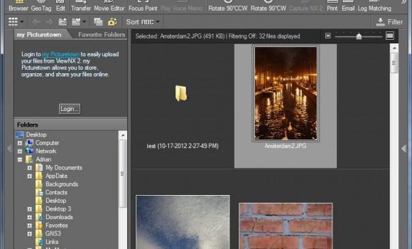 ViewNX Ekran Görüntüleri - 5
