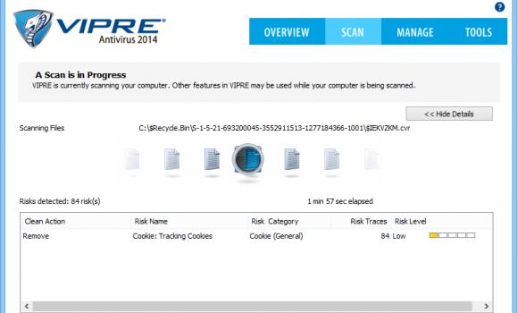 VIPRE Antivirus Ekran Görüntüleri - 2