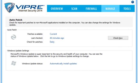 VIPRE Internet Security Ekran Görüntüleri - 2