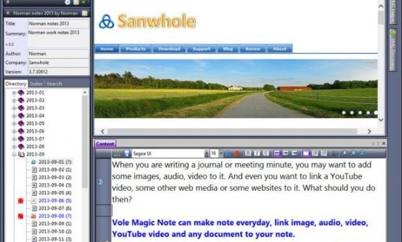 Vole Magic Note Ekran Görüntüleri - 3