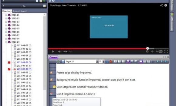 Vole Magic Note Ekran Görüntüleri - 1