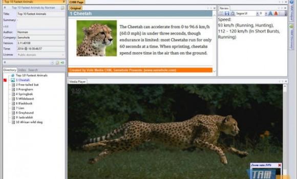 Vole Media CHM Ekran Görüntüleri - 5