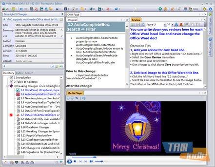 Vole Media CHM Ekran Görüntüleri - 4