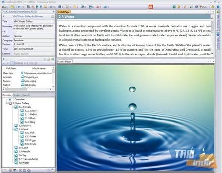Vole Media CHM Ekran Görüntüleri - 2