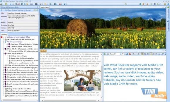 Vole Word Reviewer Ekran Görüntüleri - 2