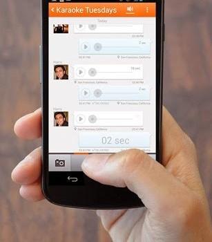 Voxer Telsiz Bas-Konuş Ekran Görüntüleri - 3