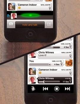 Voxer Walkie-Talkie PTT Ekran Görüntüleri - 5
