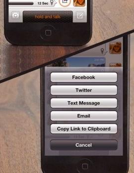 Voxer Walkie-Talkie PTT Ekran Görüntüleri - 3