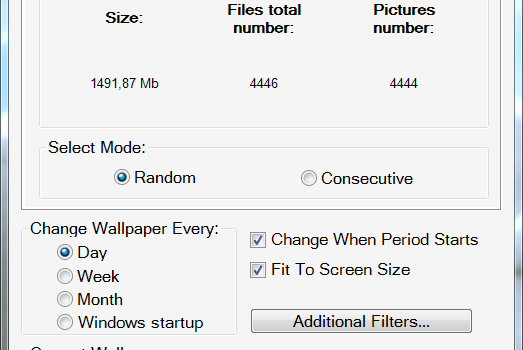Wallpaper Updater Ekran Görüntüleri - 1