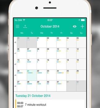 WAVE Calendar Ekran Görüntüleri - 1