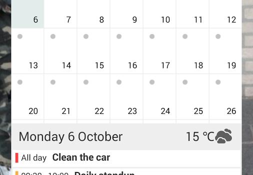 WAVE Calendar Ekran Görüntüleri - 4