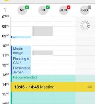 WAVE Scheduler Ekran Görüntüleri - 1