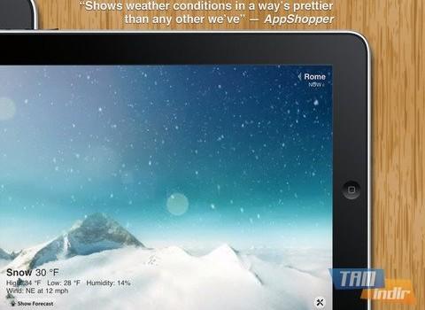 Weather HD Free Ekran Görüntüleri - 1