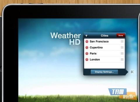 Weather HD Free Ekran Görüntüleri - 4