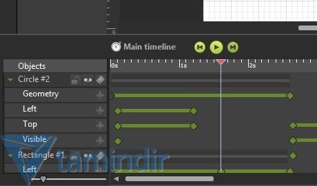 WebAnimator Ekran Görüntüleri - 1