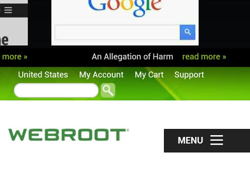 Webroot SecureWeb Browser Ekran Görüntüleri - 3