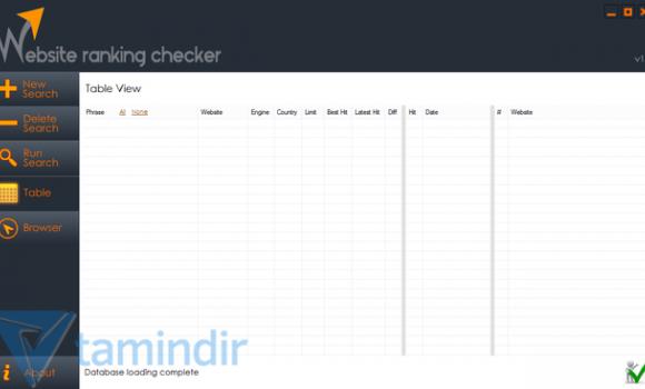 Website Ranking Checker Ekran Görüntüleri - 1