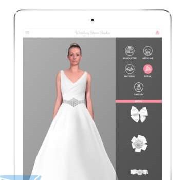 Wedding Dress Studio Ekran Görüntüleri - 2