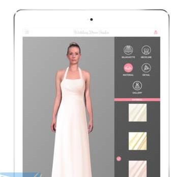 Wedding Dress Studio Ekran Görüntüleri - 3