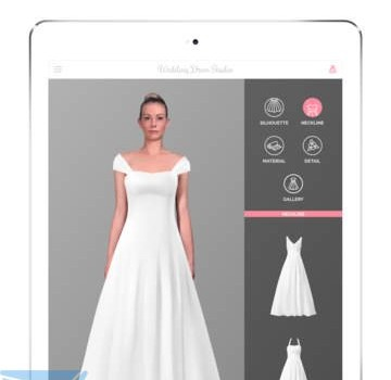 Wedding Dress Studio Ekran Görüntüleri - 4