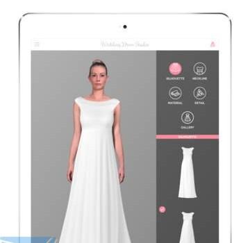 Wedding Dress Studio Ekran Görüntüleri - 5