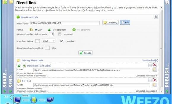 Weezo Ekran Görüntüleri - 3