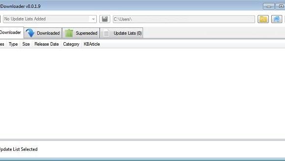 WHDownloader Ekran Görüntüleri - 1
