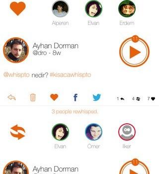 Whispto Ekran Görüntüleri - 5