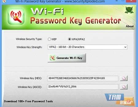 Wi-Fi Password Key Generator Ekran Görüntüleri - 1