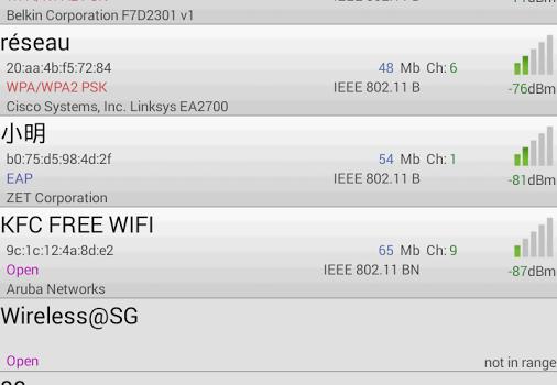 WiFi Connection Manager Ekran Görüntüleri - 2