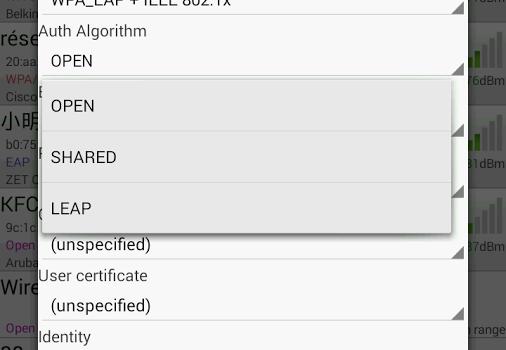 WiFi Connection Manager Ekran Görüntüleri - 3