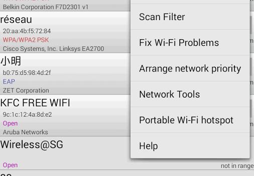 WiFi Connection Manager Ekran Görüntüleri - 4