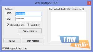 Wifi Hotspot Tool Ekran Görüntüleri - 1