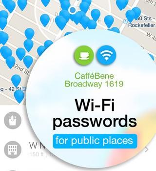 WiFi Map Ekran Görüntüleri - 1