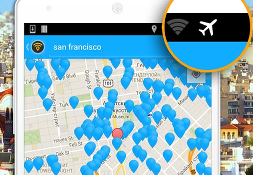 WiFi Map Ekran Görüntüleri - 5