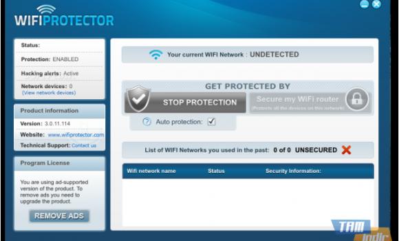 Wifi Protector Ekran Görüntüleri - 2